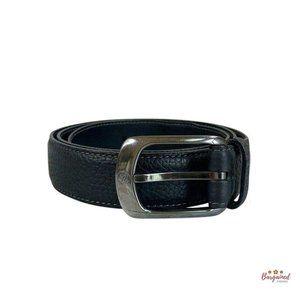 Authentic LOUIS VUITTON Buckle Belt Size 90/36
